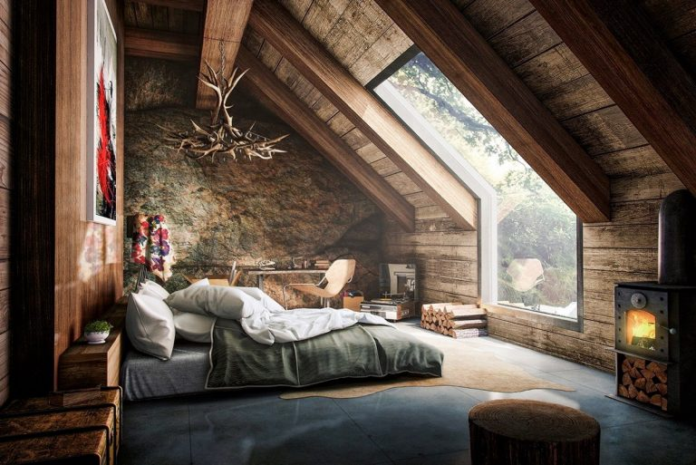 Rustic Decor Ideas for Bedrooms