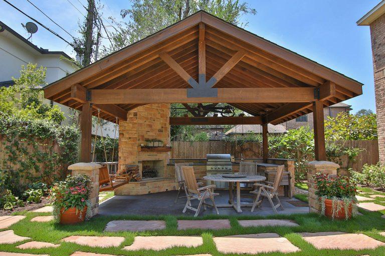 Rustic-Style Outdoor Design Ideas