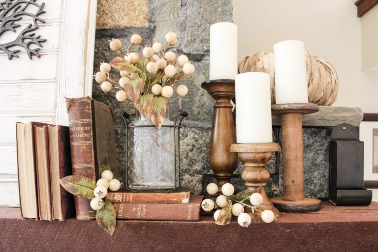 Rustic Design Tips for The Fall