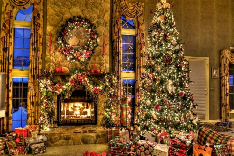 Rustic-Style Christmas Ideas